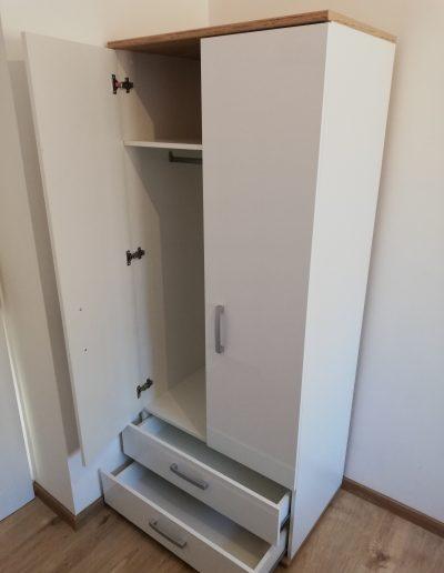 Hálószoba szekrény összeszerelése